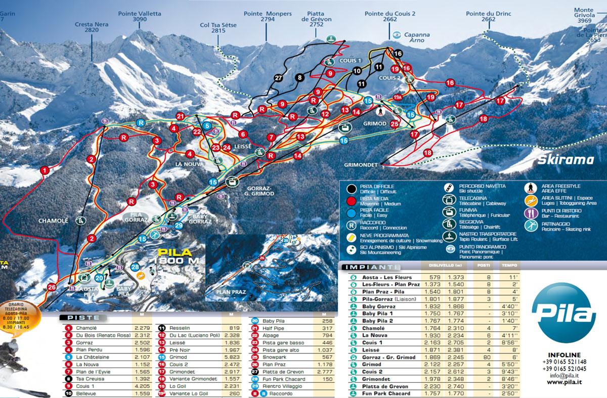 Hotel Pila Valle D Aosta